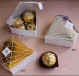 Paper Chocolate Box with Insert / Candy Box (mx-106)