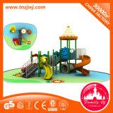 Big Outdoor Playgrounds Kids Metal Playground Slides