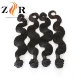 Unprocessed Body Wave Virgin Human Hair Bundles Weaving Brazilian Remy Hair