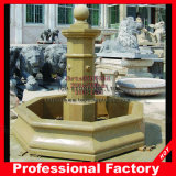 Stone Marble Carved Water Fountain for Outdoor Garden