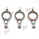 2015 Floating Lanyard Locket Pendant Necklacejewellry for Office Lady (L-176)