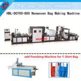 China Supplier Non Woven Fabric T-Shirt Bag Making Machine