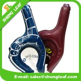Wholesale Sport Cheering Inflatable PVC Blue Finger Hand