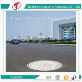 No Rebounce GRP Plastic Round Manhole Cover