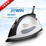 Electric Steam Iron with Teflon Soleplate