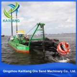 Hydraulic System Dredging Diamond Pump Suction Cutter Head for Africa