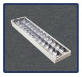 Office Panel Light, Recessed Mounted 4X28W/T5 Grille Lamp Fixture