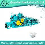 PLC Control Full Servo Adult Diaper Machine (CNK300-SV)