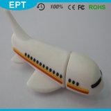 PVC Air Plane Shape USB Flash Drive for Promotion (EP258)