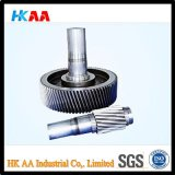 China Supplier 42CrMo4 4140 Forged Steel Gear Shaft