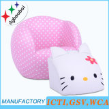 Hello Kitty Cat Kids Furniture with Ottoman (SXBB-24)