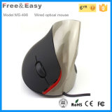 USB Wired Optical Vertical Mouse for Desktop