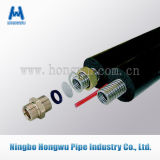 High Quality EPDM Stainless Steel Insulation Solar Hose