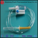 Medical Grade PP Disposable Infusion Set with Filter Needle