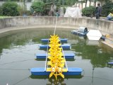 Long Arm Diesel Operated Pond Aerator/12 Impeller Aerator