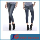 Waist Ladies Skinny Straight Leg Women Bootcut Jean (JC1380)
