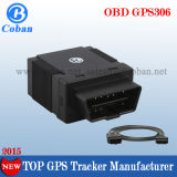 OBD II GPS GPRS GSM Car Tracker for Vehicle and Car with Cumulative Mileage Functions and Voice Monitor