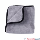 Super Thick Plush Microfiber Car Cleaning Cloth