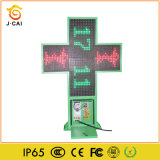 Hot Sale 2016 P16 Outdoor Double Sided LED Cross Sign