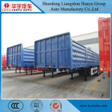 Side Wall Semi Trailer /3 Axles Side Wall Cargo Truck Semi Trailer