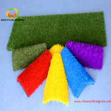 Rainbow Colorful Artificial Grass for Children Playground