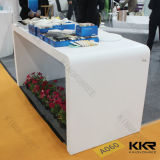 Solid Surface Bar Counter, Artificial Stone Modern Bar
