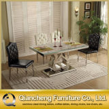 Hot Selling Big Marble Dining Table for Sale