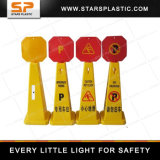 PSP-A76-2 and PSP-A76-3 Square Vertical Warning Sign Board and Top Warning Sign Board
