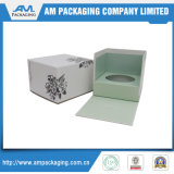 Rigid Two Pieces Scented Candle Packaging Box with Insert