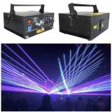 8W 3D RGB Cartoon Laser Mini Laser Stage Lighting
