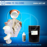 How to Make Gypsum Figures by Tin Liquid Silicon Mold