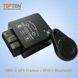 GPS Tracker OBD II with Engine Cut, RFID Attendance Management (TK228-ER)