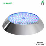 Multi Color LED Underwater Lamp Wall-Installed Swimming Pool LED Light