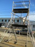 Aluminium Scaffolding Tower, Aluminium Mobile Tower