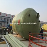 Various Size FRP GRP Fiberglass Liquid Fertilizer Tanks