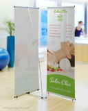 Top Quality portable Easy Install L Banner Stand With Printing