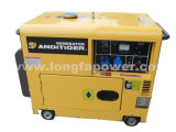 3kw Electric Silent Soundproof Diesel Generator Set with CE, Soncap