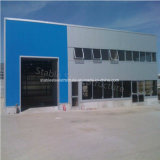 Low Cost Metal Structure Workshop Construction for Sale