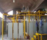 Box Cabinet Powder Coating Machine