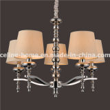 Home Decoration Modern Iron Chandelier Lamp (SL2012-5)