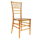 Clear Resin Chiavari Chair Resin Chair for Wedding and Event
