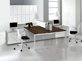 Office Layout Modern Two People Office Cubicle Workstation (SZ-WS173)