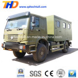 Special Cargo Truck with Repair Tools for Military Maintenance