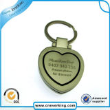 Promotion Gift Metal Keyring Keychain with Logo