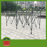 Folding Steel Frame with Powder Coating
