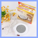 220V Coffee Tea Milk Electric Cup Warmer Heater Pad (HP-01)