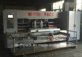 SYKMAuto Lead-edge feeding flexo printing slotting die-cutting machine