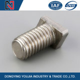 Customized High Quality Hot Forged Big Size T Head Bolt with Low Price