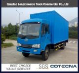 Faw 5 Tons Light Van Truck