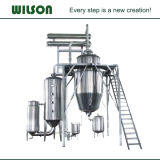 Stainless Steel Herb Extractor Concentrator Machine